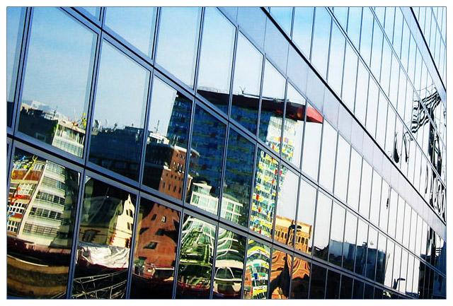 Kölns Spiegelbild