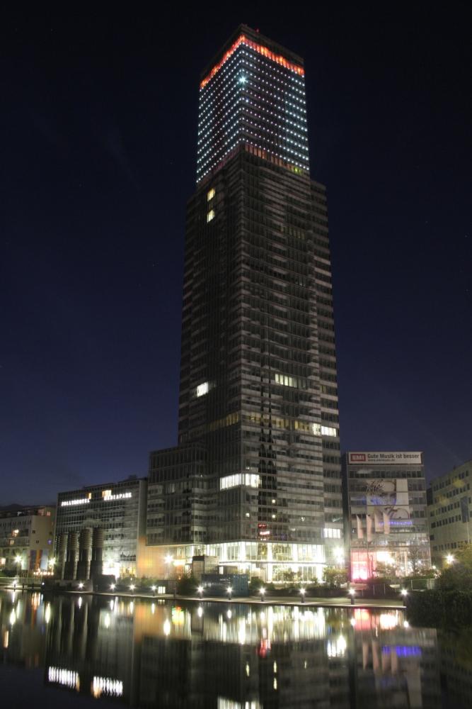 Kölnturm im Rampenlicht