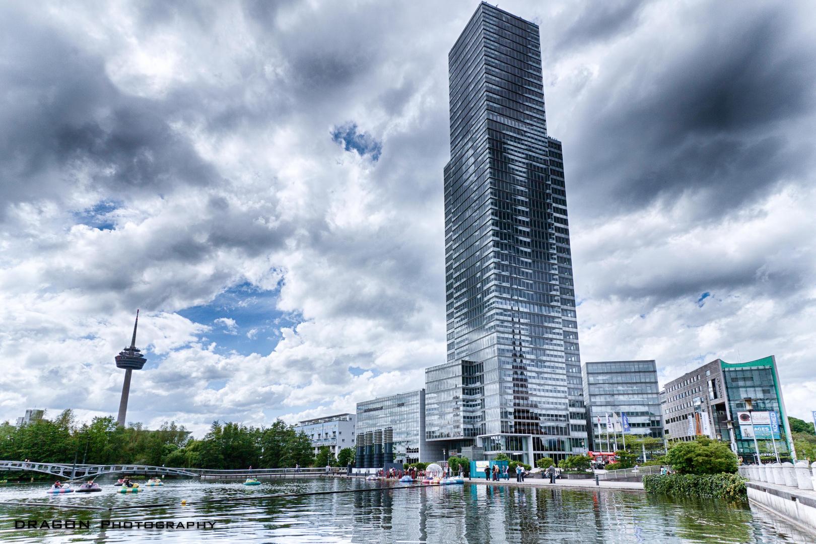 Kölnturm Mediapark