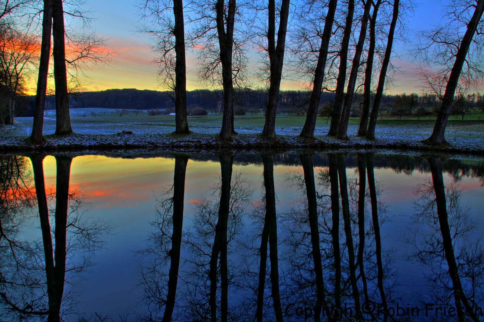 Köngen Feuersee