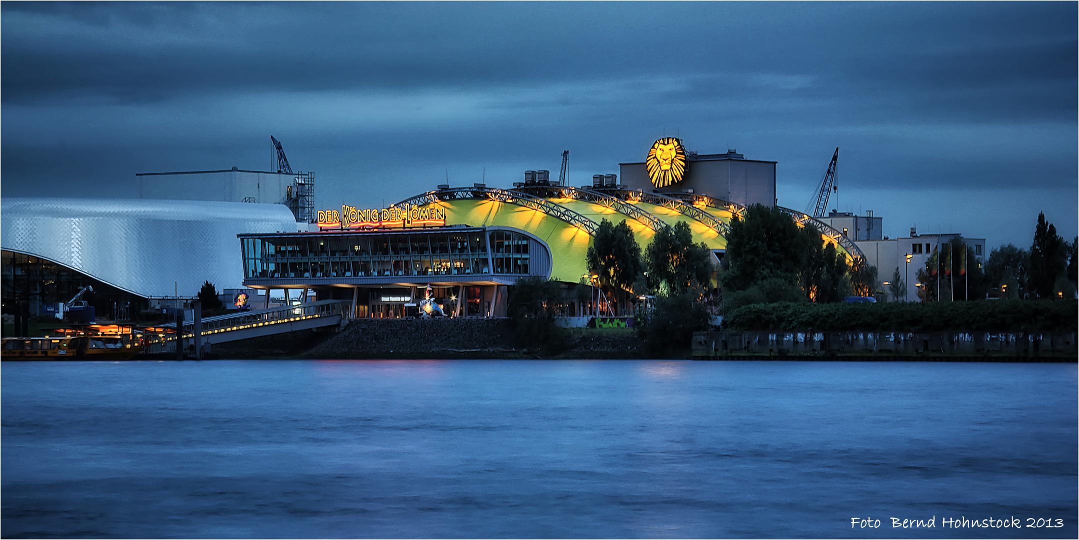 König der Löwen .... Hamburg