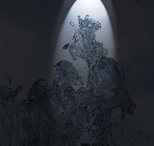 König des Wassers