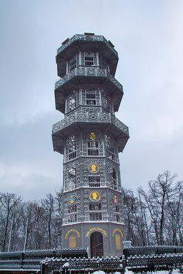 König-Friedrich- August- Turm in Löbau