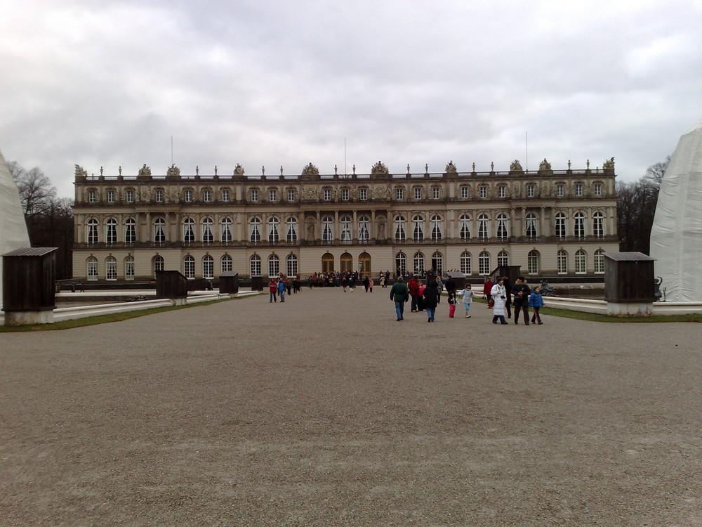 König Ludwigs Schloss auf der Herreninsel