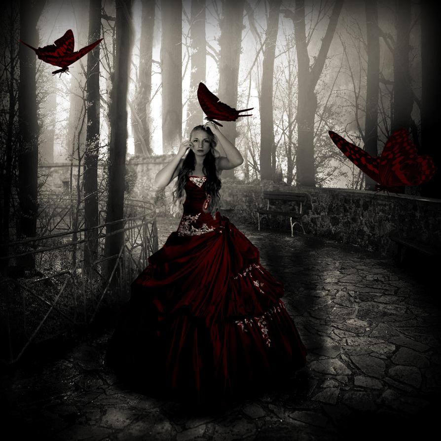 Königin der Schmetterlinge.
