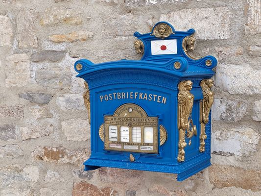 Königliche Post