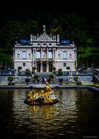 Königliche Villa, Schlosspark Linderhof