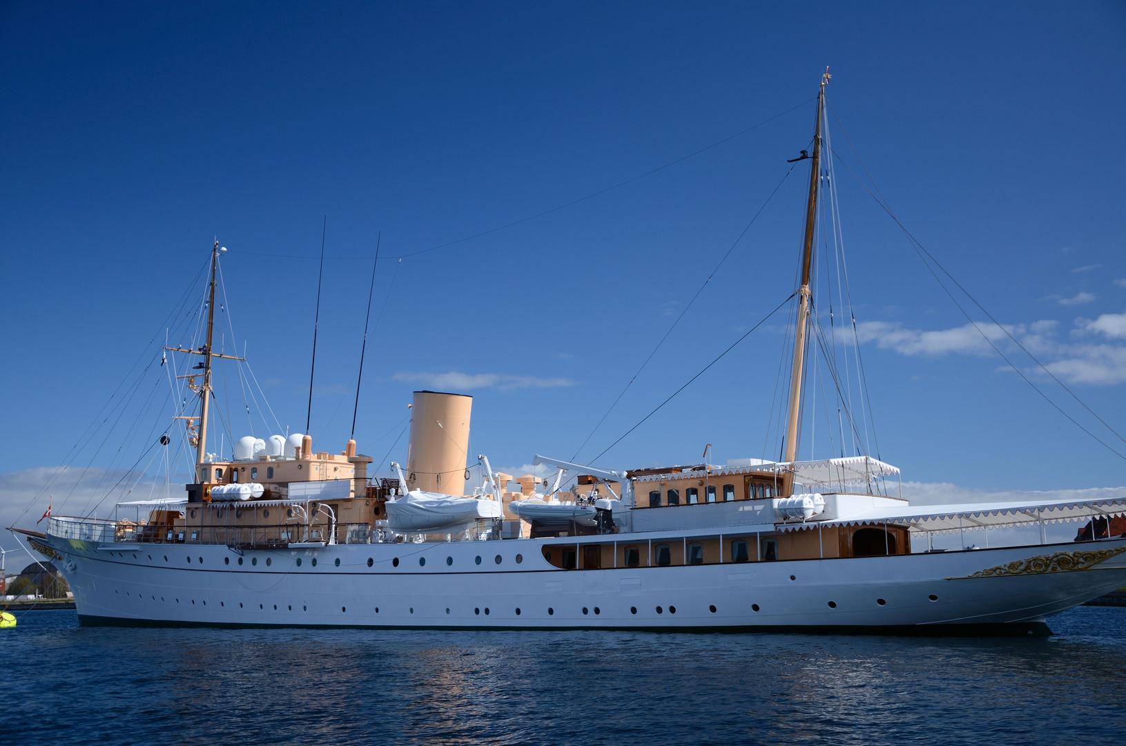 königliche Yacht Dannebrog