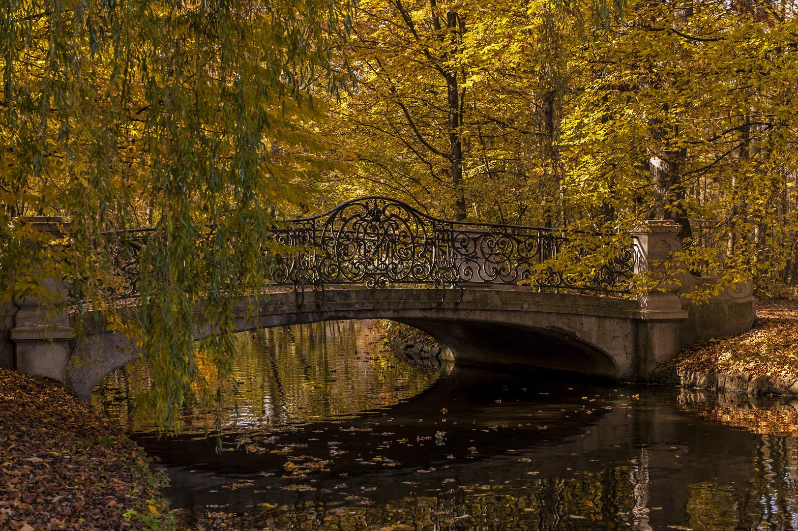 Königlicher Herbst - Schloss Nymphenburg - Mchn