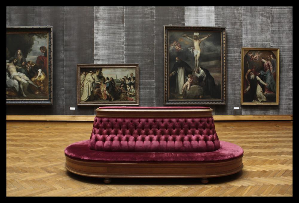Königlicher Kunst(sitz)platz