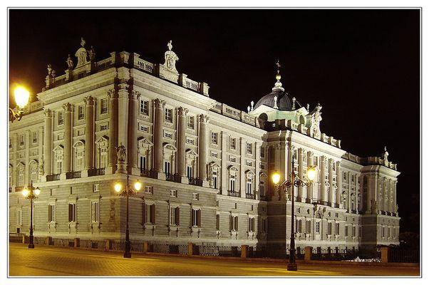 Königlicher Palast (Madrid, Spanien)