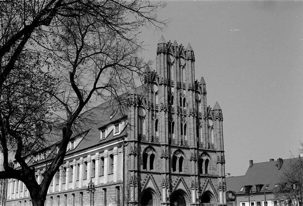 Königsberg /Neumark (heute: Chojna, Polen, Woiwodschaft Pommern)