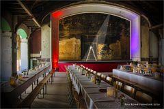 Königsburg zu Süchteln ..... Kulinarisches Kino