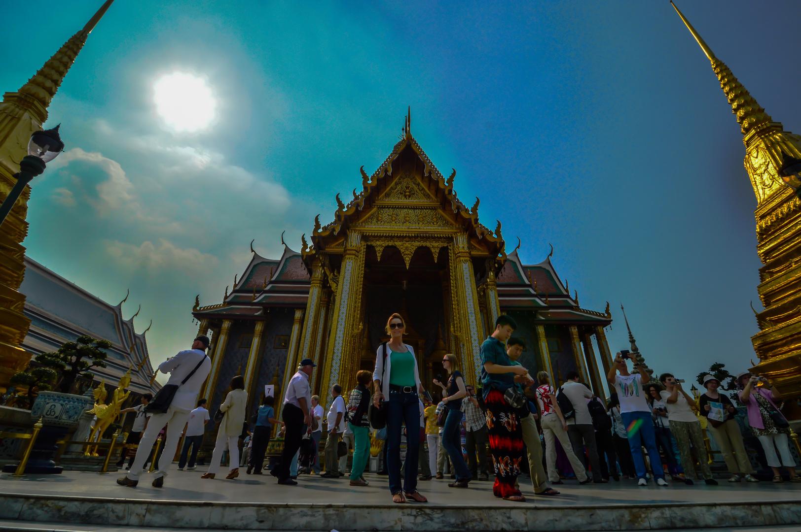 Königspalast Bangkok - Grand Palace