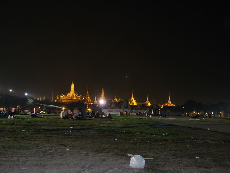 Königspalast Bankok