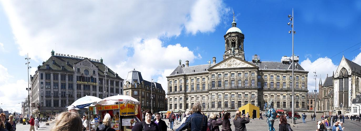 Königspalast von Amsterdam