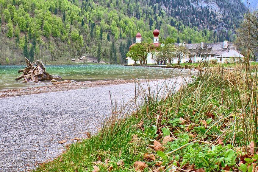 Königssee am St. Bartolomä