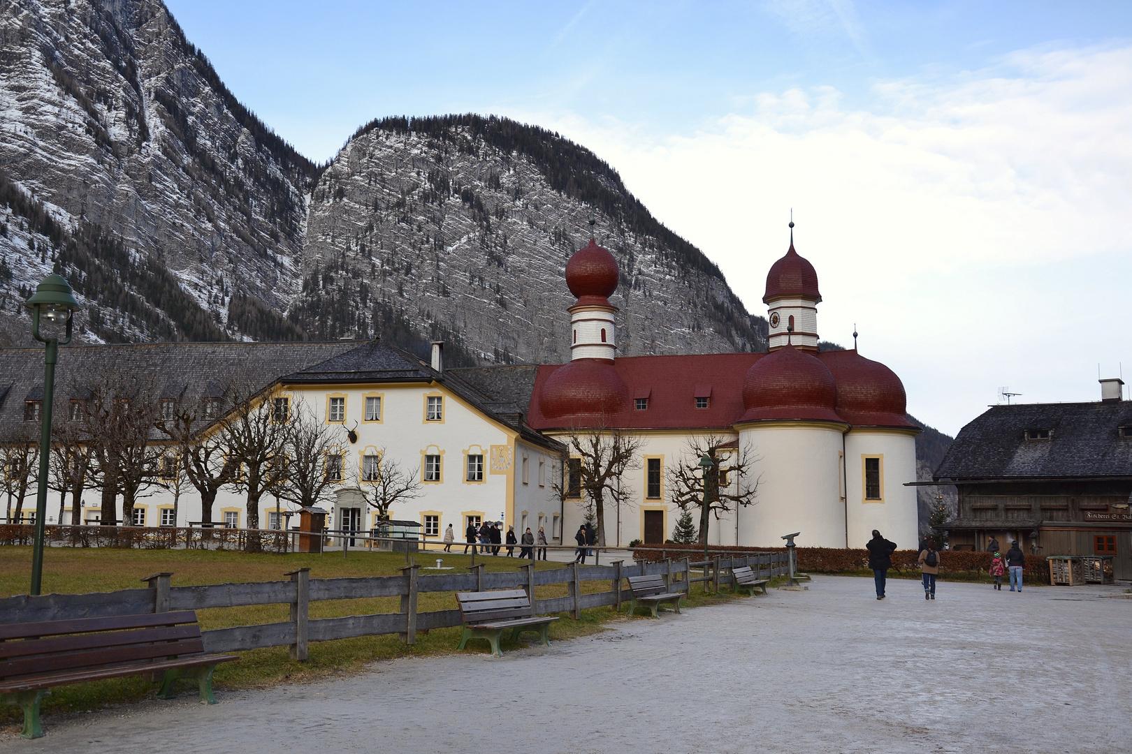Königssee - St. Bartholomä