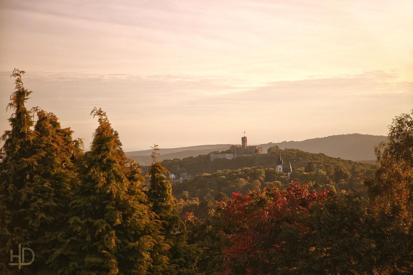 Königstein im Taunus   Herbststimmung