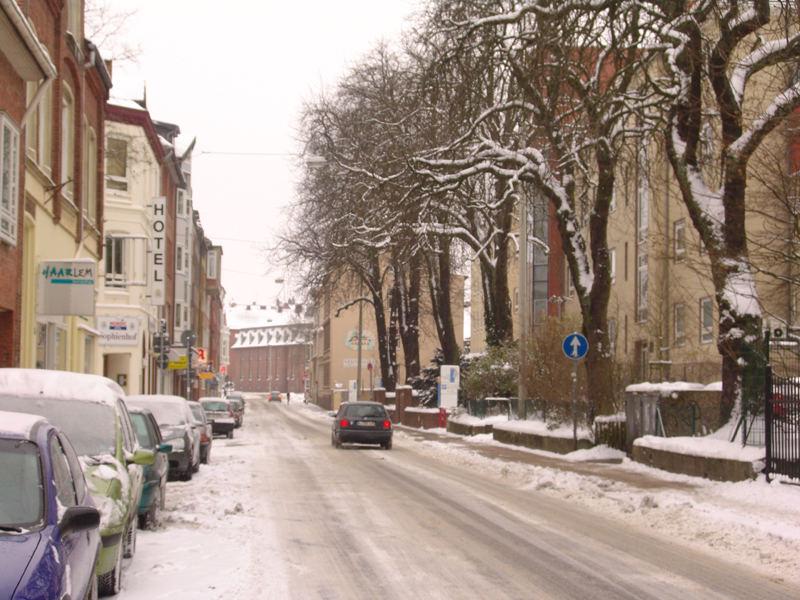 Königsweg im Schnee