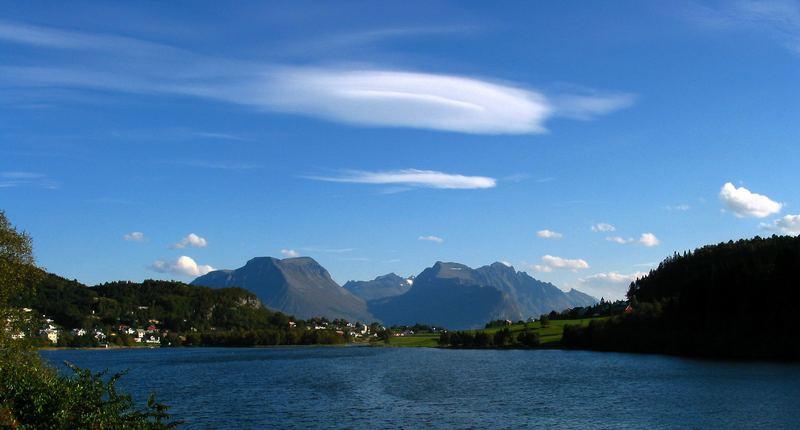Könnte auch in den Schweizer Alpen sein...