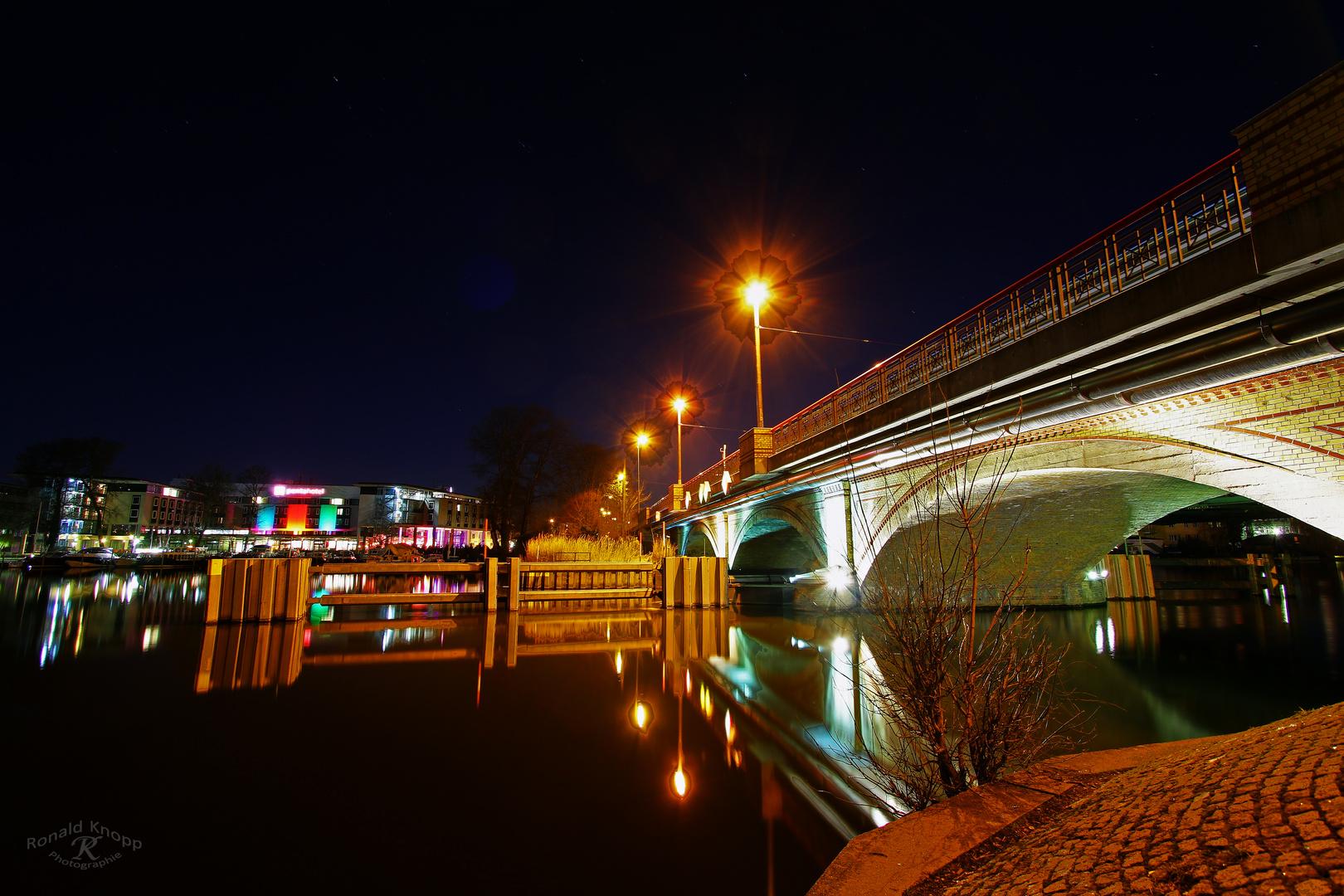 Köpenick bei Nacht 2