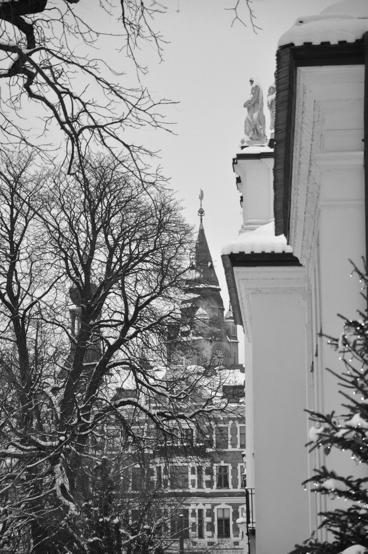 Köpenicker Schloß, Rathausturm