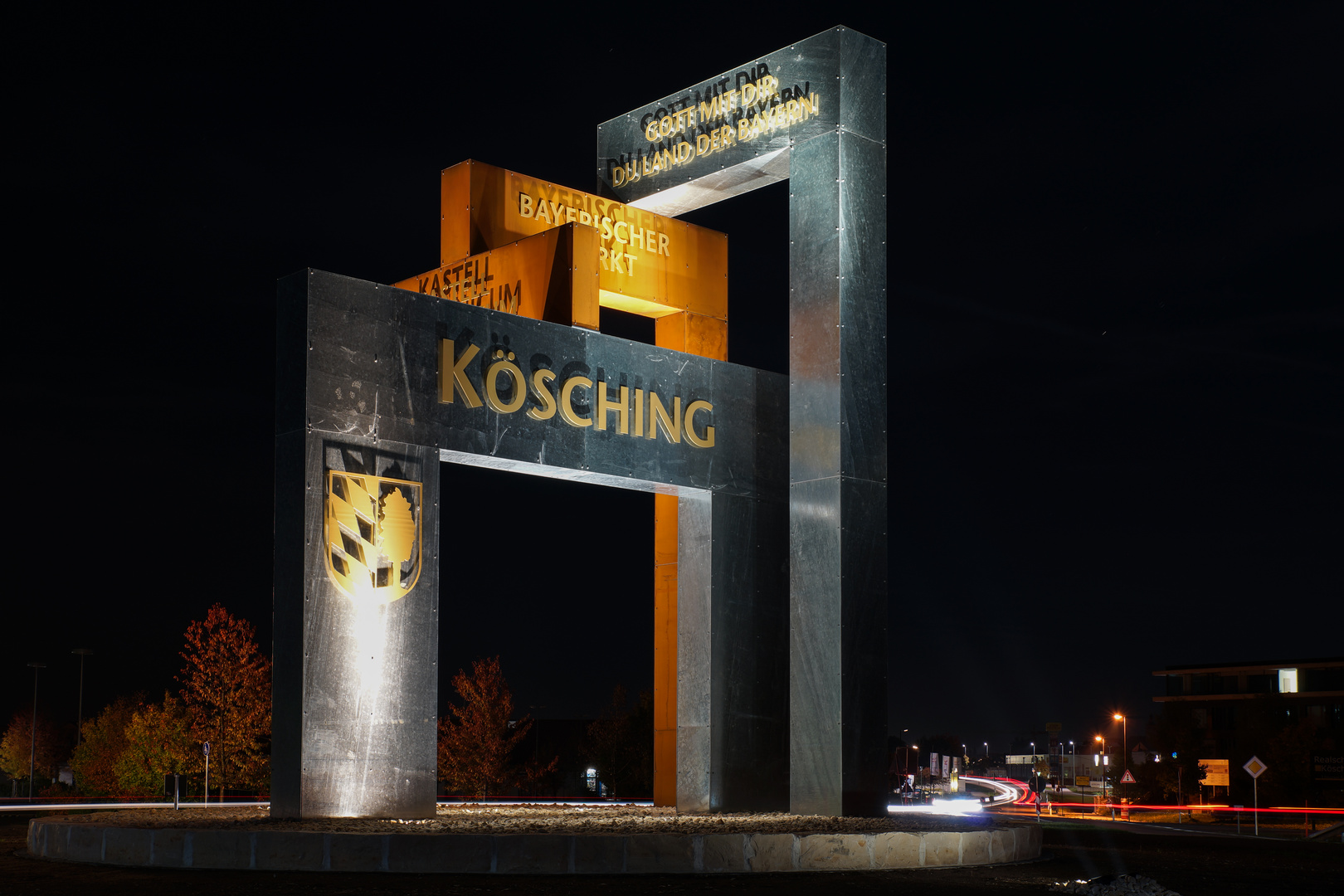 Köschinger Wahrzeichen die 2.
