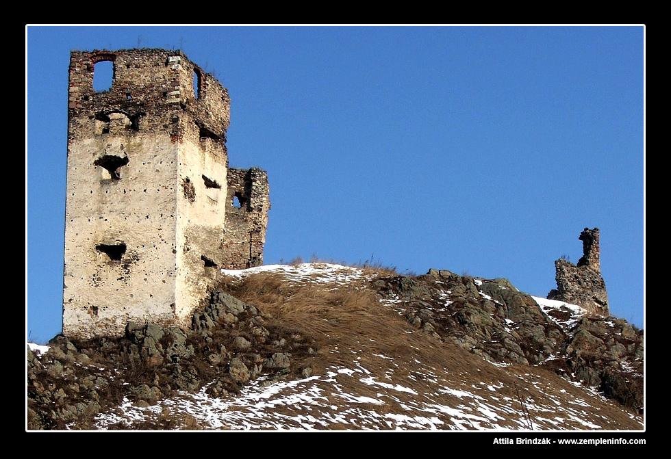 Kövesd Castle (Nagykövesd/Slovakia)