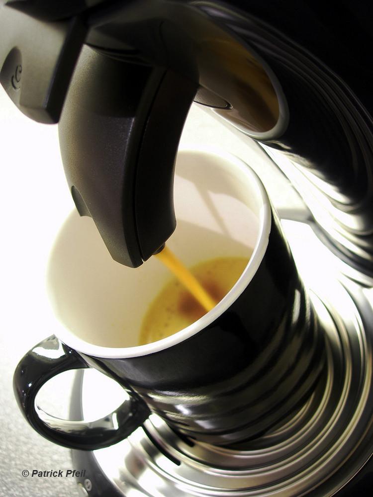 Koffeinzapfstelle