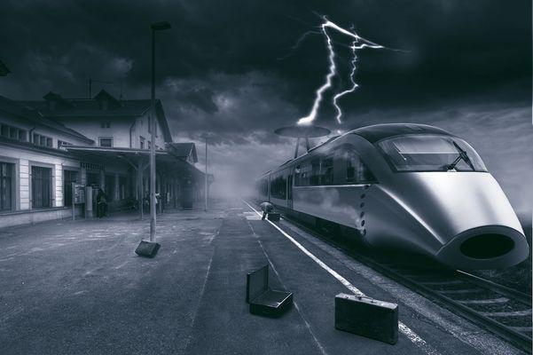 Koffer Hoffer oder wer verrät mir den Typ vom Zug