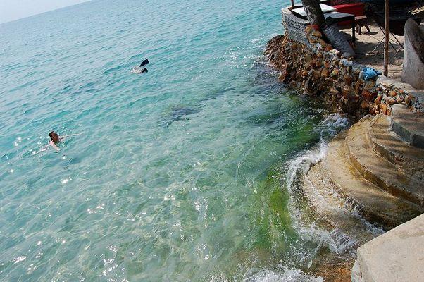 Koh Chang, High Tide