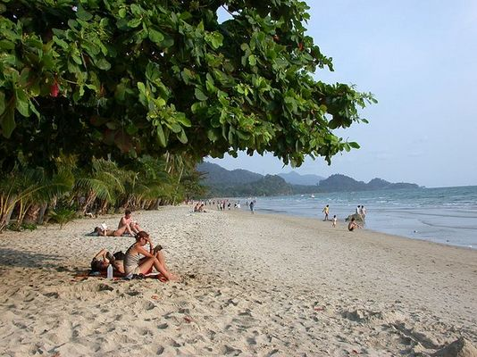 Koh Chang Sai Cao Beach