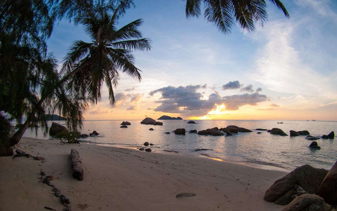 Koh Pha-ngan Sunset