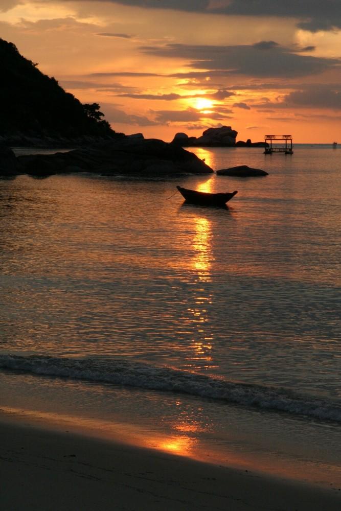 Koh Phangan Sonnenaufgang