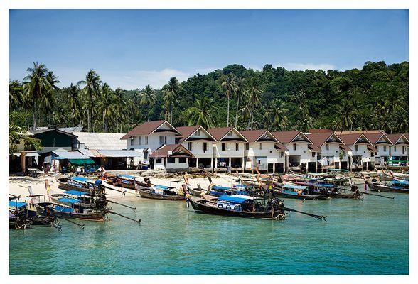 Koh Phi Phi III