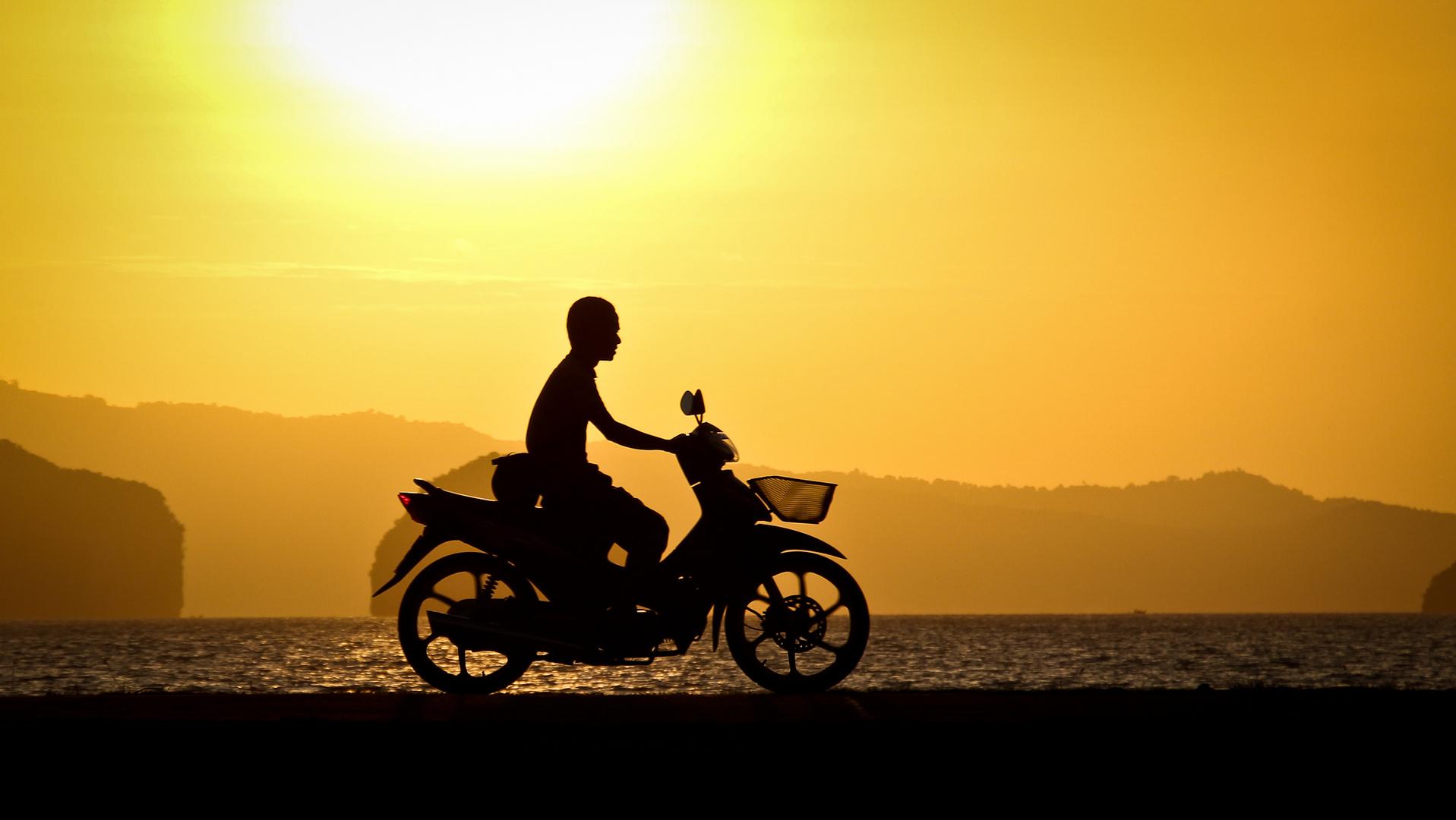 Koh Yao Noi Sonnenuntergang