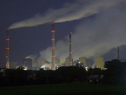 Kohlekraftwerk Gelsenkirchen Scholven