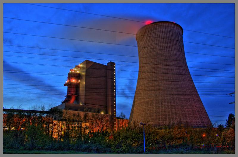 Kohlekraftwerk Ibbenbüren