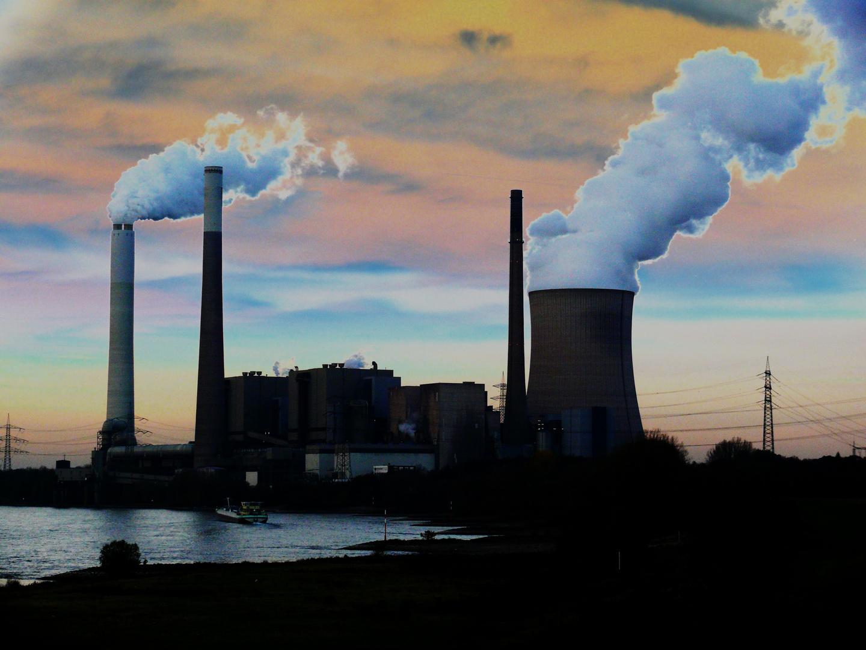 Kohlekraftwerk in Voerde