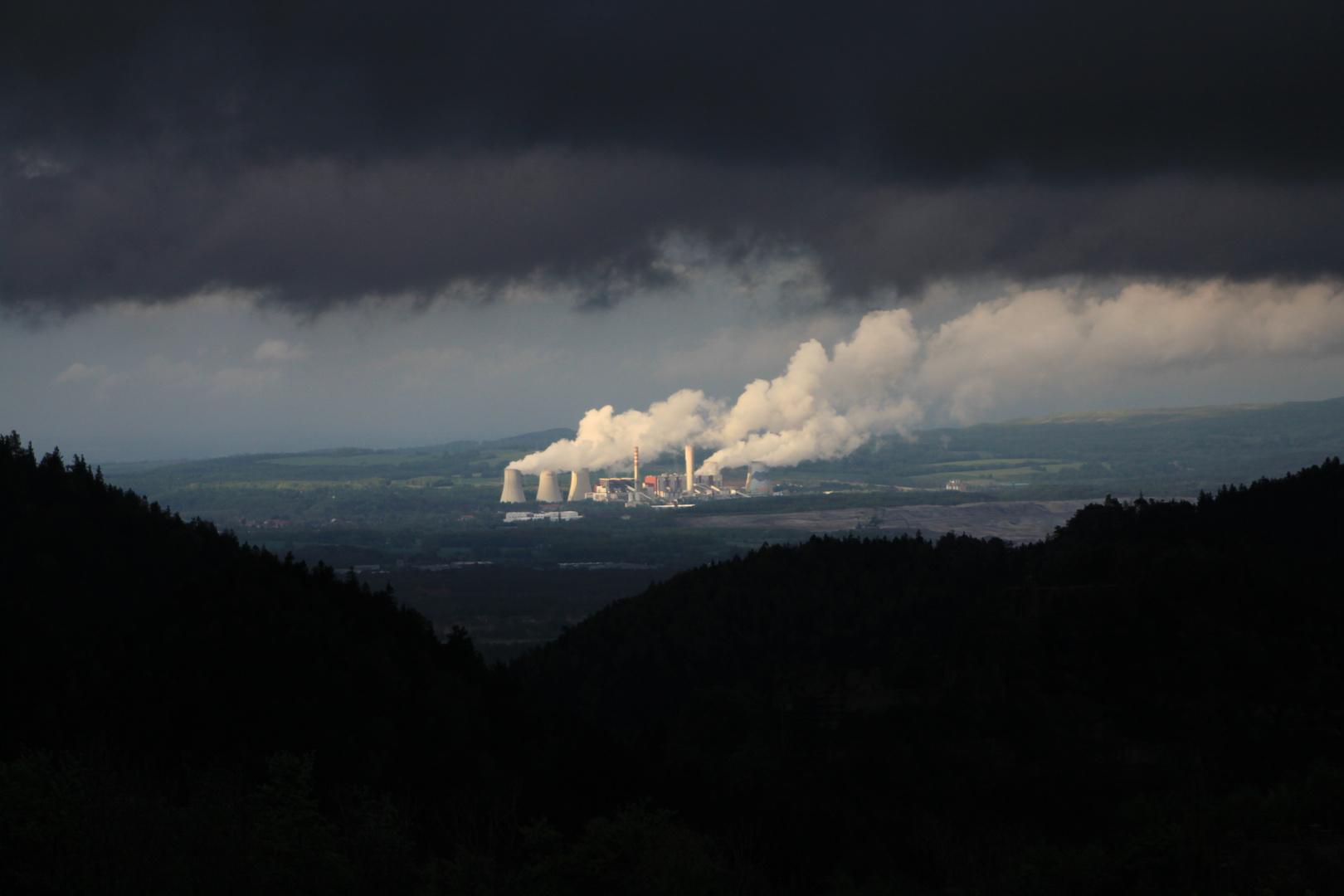 Kohlekraftwerk Oberlausitz