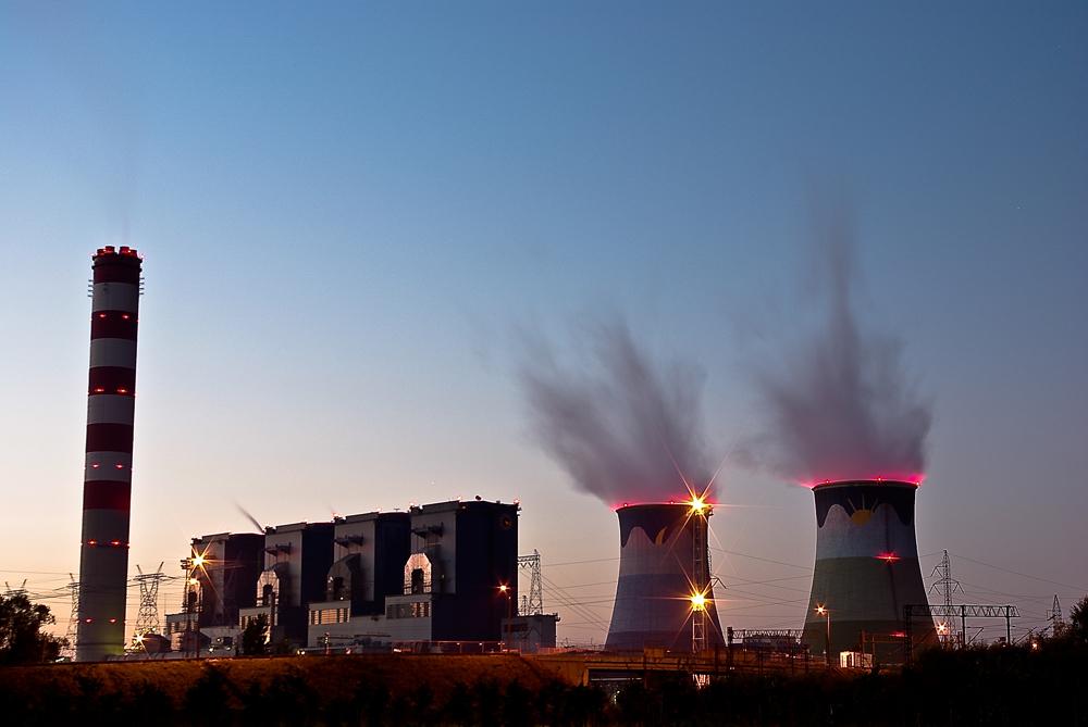 Kohlekraftwerk Opole