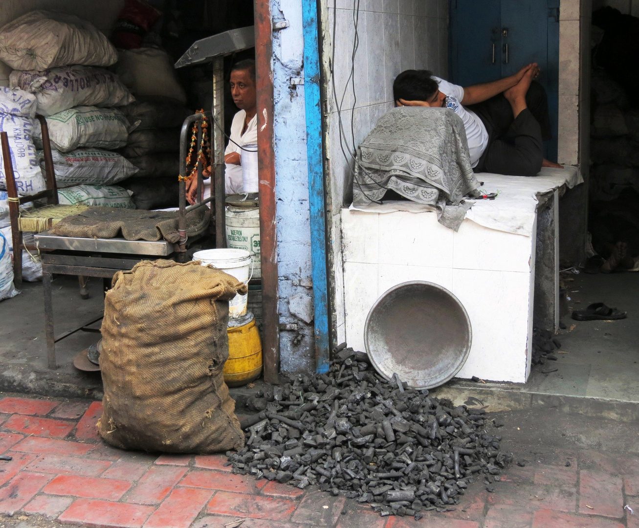 Kohlenhändler