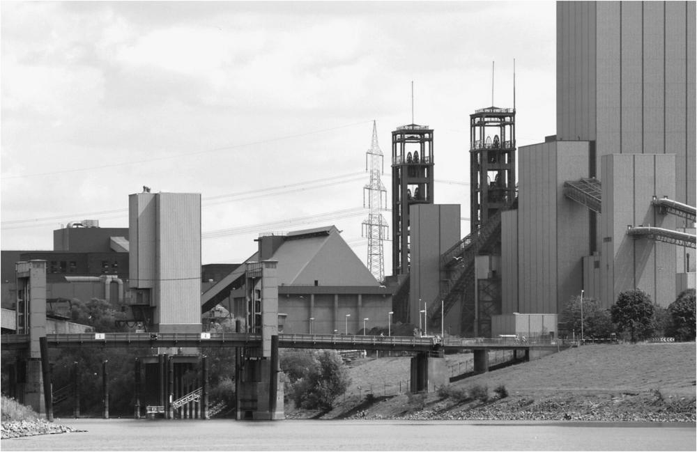 Kohlenhafen Walsum