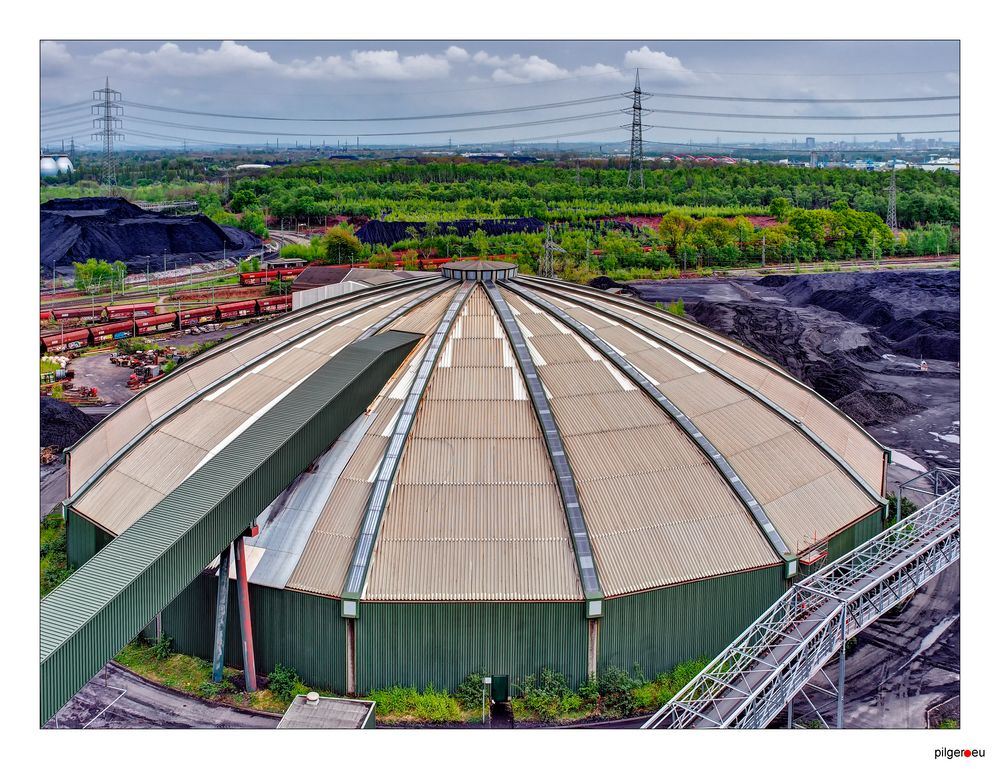 Kohlenmischanlage Zeche Prosper, Bottrop