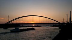 Kohlenpottromantik XIX: Brücke der Solidarität, Duisburg