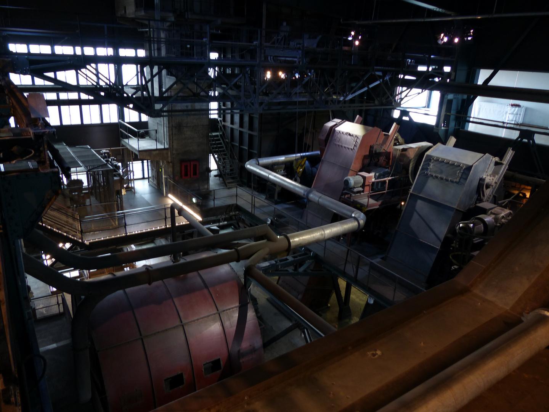 Kohlensortiererei Zollverein