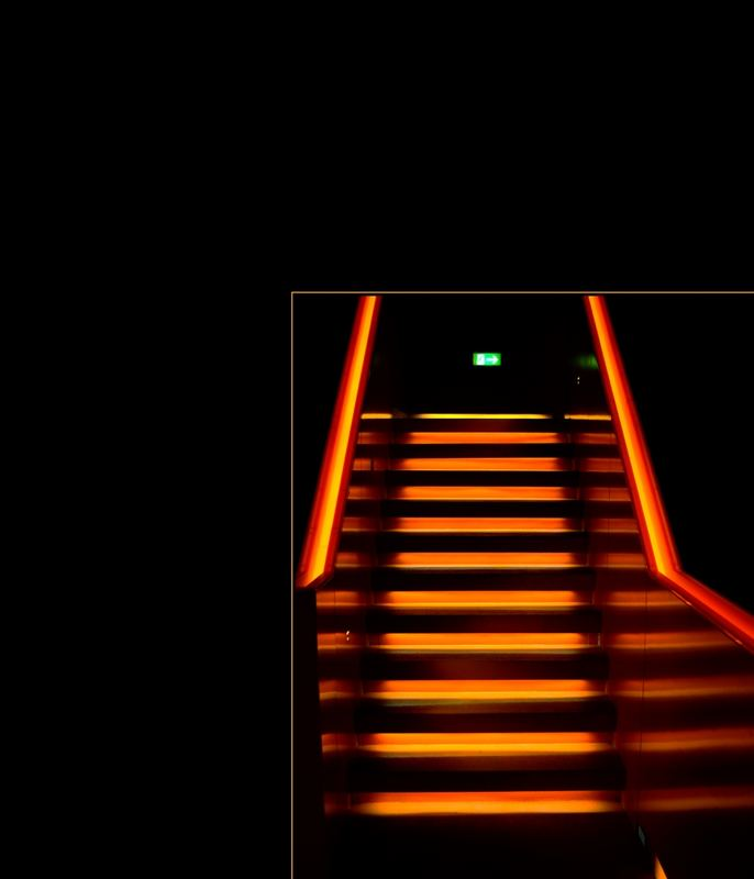 Kohlenwäsche Treppe #1