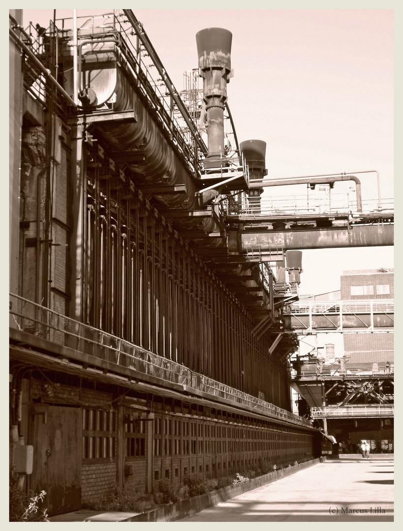 Kokerei der Zeche Zollverein, Essen #1