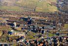 Kokerei Hansa 2011 Luftaufnahme